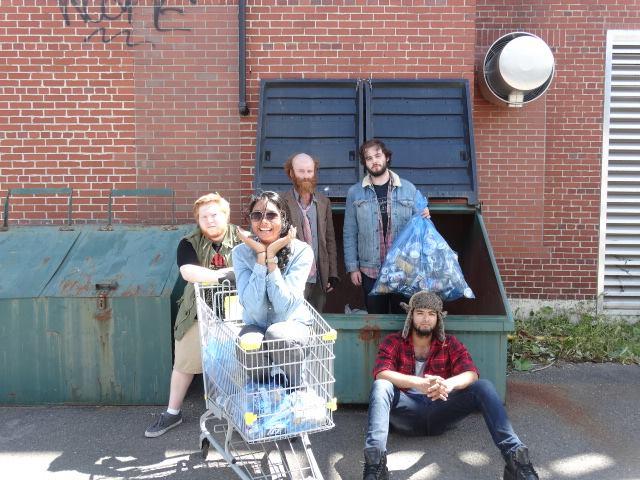 The Shopping Cart Gang
